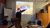 Testna delavnica sejni sobi IMS merilni sistemi d.o.o.